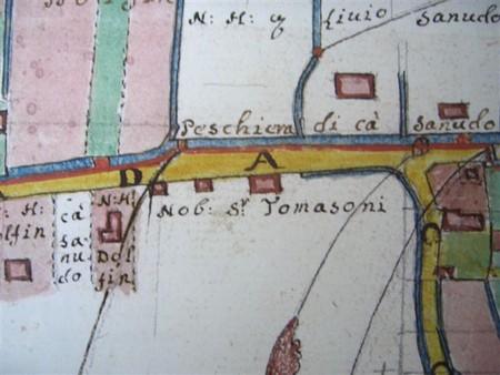 storia - villa todesco villa del conte, Padova
